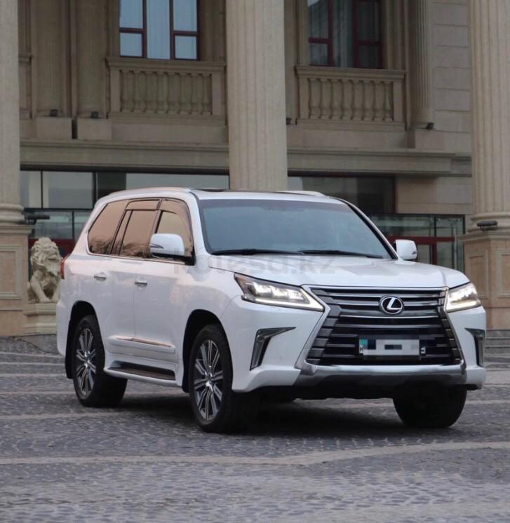 Продажа Lexus LX 570 2016 года в Актау