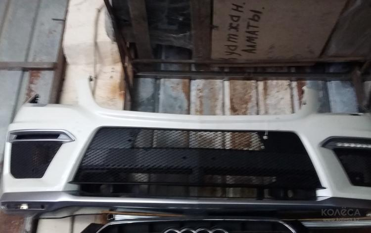 Передний бампер mercedes w166 ML 6. 3 AMG за 130 000 тг. в Алматы