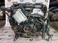 Двигатель vq 35на Инфинити дж35 Infinity g35 за 9 999 тг. в Алматы
