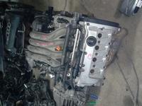 Контрактный двигатель 2.0 за 100 тг. в Алматы