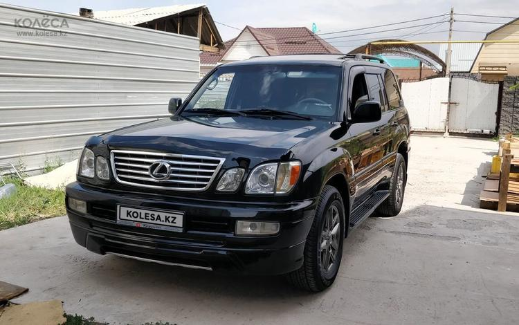 Lexus LX 470 1999 года за 5 600 000 тг. в Алматы