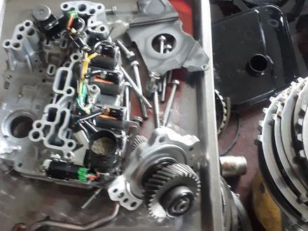 Ремонт АКПП. Вариатор И Робот в Шымкент – фото 3