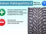 NOKIAN 275/50 R21 113T HAKKAPELIITTA 9 SUV XL за 500 000 тг. в Нур-Султан (Астана) – фото 2