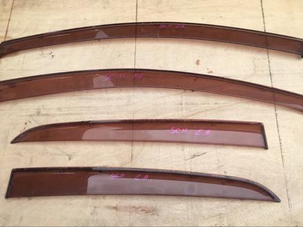 Ветровики Nissan Tiida SC11 за 8 000 тг. в Алматы