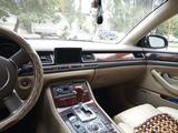 Audi A8 2004 года за 2 950 000 тг. в Алматы – фото 4