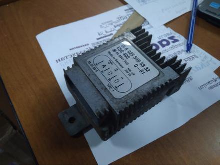 Блок управления вентилятором A0255453332 за 14 500 тг. в Нур-Султан (Астана)