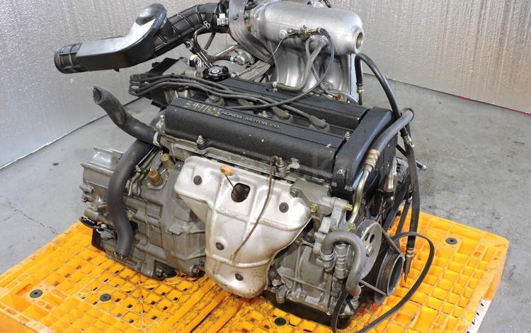 Двигатель Хонда Степ Вагон Honda Stepwgn в Алматы