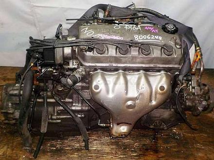Двигатель Хонда Степ Вагон Honda Stepwgn в Алматы – фото 2