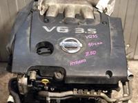 Двигатель vq35de за 460 000 тг. в Нур-Султан (Астана)