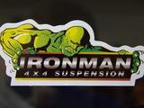 Амортизатор усиленный задний — ironman 4x4 за 50 000 тг. в Алматы – фото 4