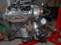 Двигатель Mercedes benz 2.2L ОМ611 961 (дизель) CDI за 300 000 тг. в Тараз
