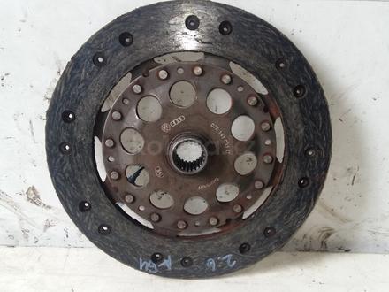 Корзина и диск сцепления ауди 1.8-2, 8 за 8 000 тг. в Караганда – фото 5