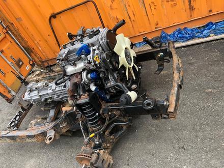 Двигатель d4cb Kia Sorento 2.5 диз за 3 800 тг. в Караганда – фото 3