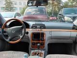 Mercedes-Benz S 320 1999 года за 2 500 000 тг. в Тараз – фото 2