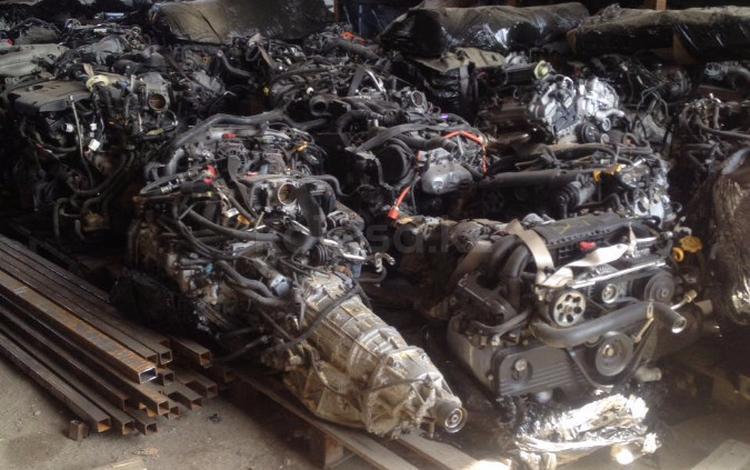 Двигатель 8ARFTS V2, 0 Лексус NX200t за 555 тг. в Алматы