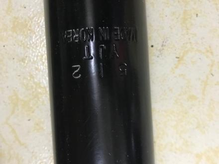 Асортизатор передний и задний на Kia bongo3 1, 4 тонник за 777 тг. в Алматы – фото 2