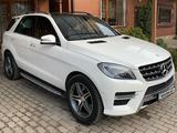 Mercedes-Benz ML 400 2014 года за 15 000 000 тг. в Алматы – фото 2