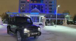 Mercedes-Benz G 63 AMG 2016 года за 40 500 000 тг. в Нур-Султан (Астана)
