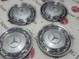 Комплект дисков + колпаки на Mercedes-Benz w123 за 102 837 тг. в Владивосток – фото 4
