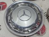 Комплект дисков + колпаки на Mercedes-Benz w123 за 102 837 тг. в Владивосток – фото 5