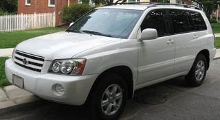 Toyota Highlander 2003 года за 35 000 тг. в Алматы