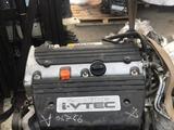 Двигатель k24z3 2.4I Honda Accord 8 201 л. С за 726 000 тг. в Челябинск – фото 2