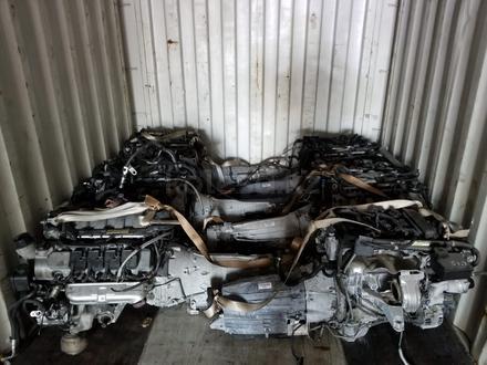 Двигатель 272 3.5 мерседес в Алматы
