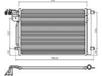Радиатор кондиционера за 100 тг. в Алматы