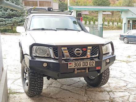 Бампер РИФ передний Nissan Patrol Y61 2004+ за 335 000 тг. в Алматы – фото 4