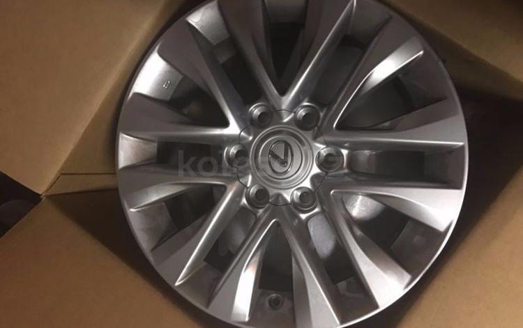 Новыe диски с резиной на Prado Lexus R17 за 320 000 тг. в Алматы