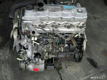 Двигатель 4м40 Mitsubishi DELICA за 2 000 тг. в Алматы