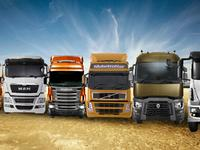 Запчасти на грузовые автомобили в Алматы