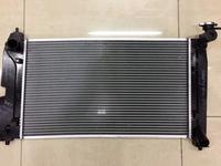 Радиатор охлаждения основной кондиционера Geely EC7 Джили ЕС7 за 17 000 тг. в Павлодар