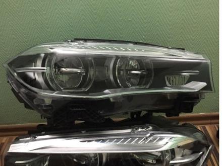 Фары комплект LED f15 f16 x5 x6 x5m x6m BMW за 980 000 тг. в Нур-Султан (Астана)