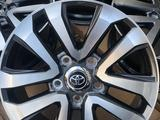 Диски Toyota Land Cruiser 200 2019года за 410 000 тг. в Алматы – фото 2