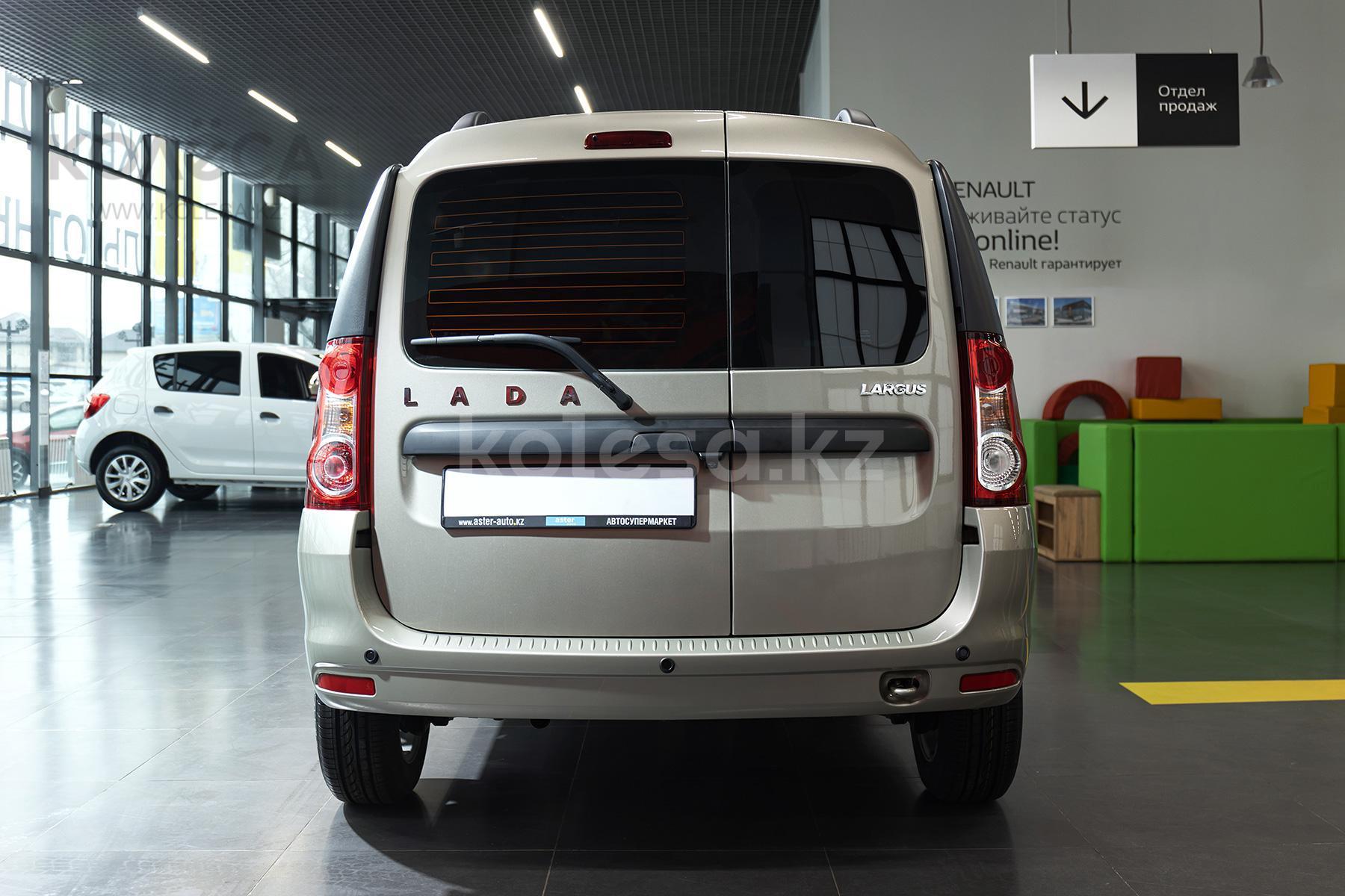 ВАЗ (Lada) Largus Компактвэн 2021 года от 5 920 000 тенге