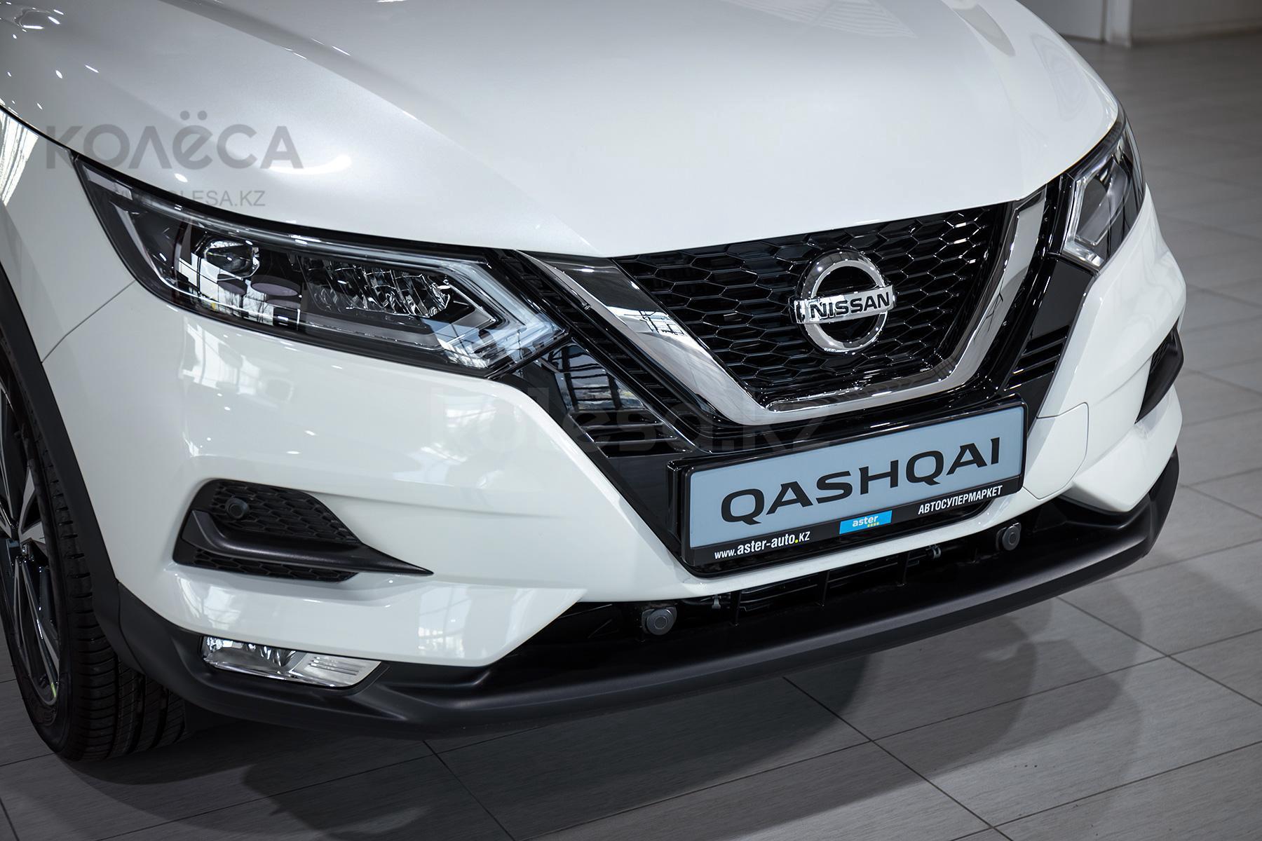 Nissan Qashqai J класса 2021 года от 8 995 000 тенге
