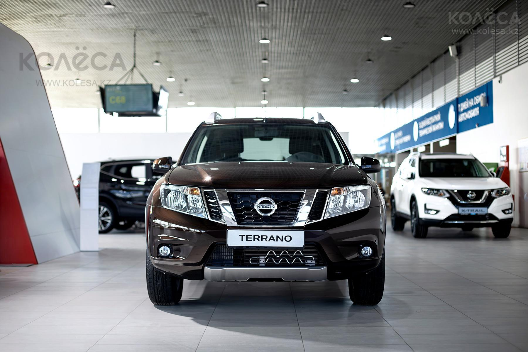 Nissan Terrano J класса 2020-2021 года от 7 173 000 тенге