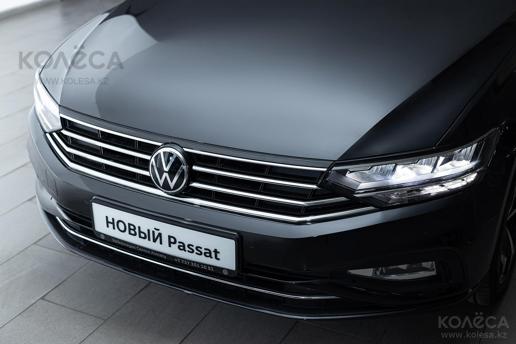 Volkswagen Passat D класса 2020-2021 года от 12 990 000 тенге