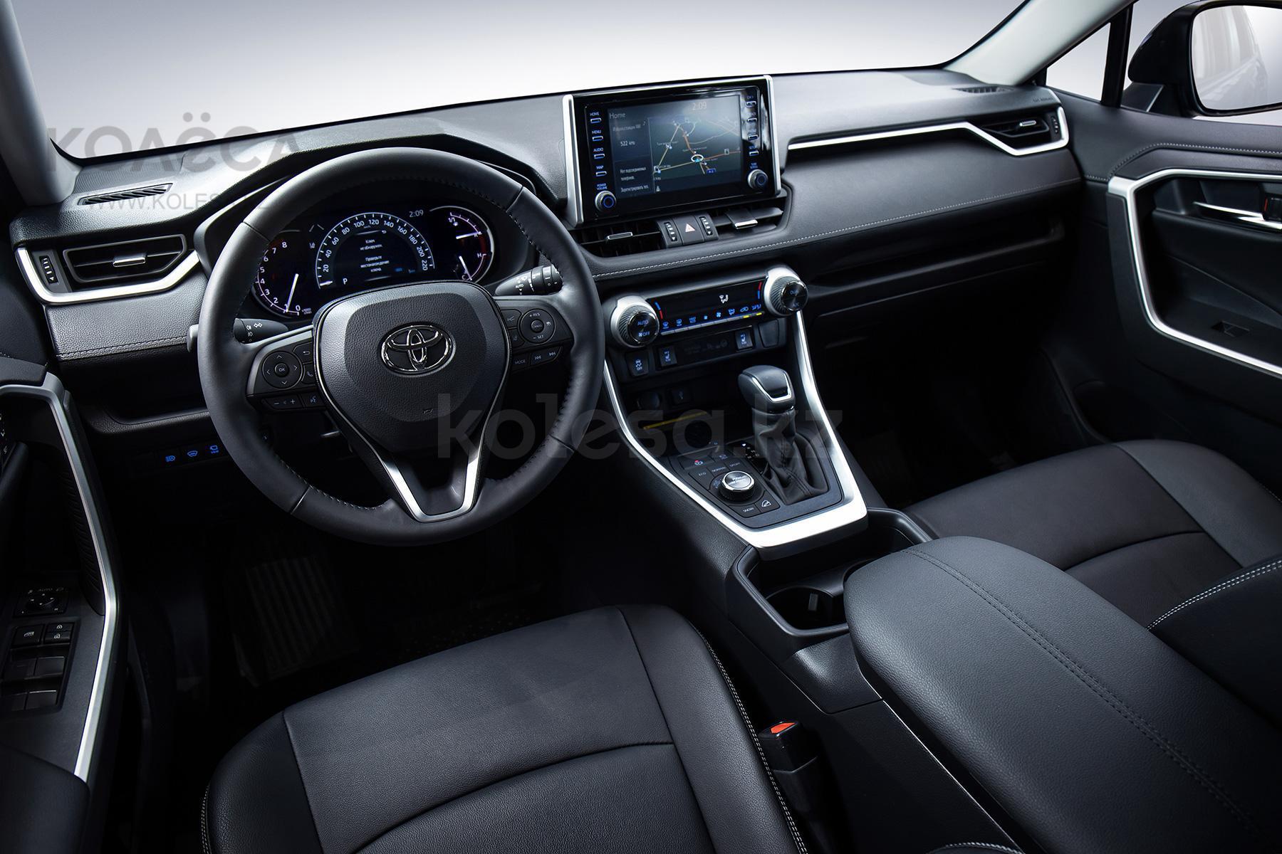 Toyota RAV4 J класса 2020-2021 года от 13 830 000 тенге
