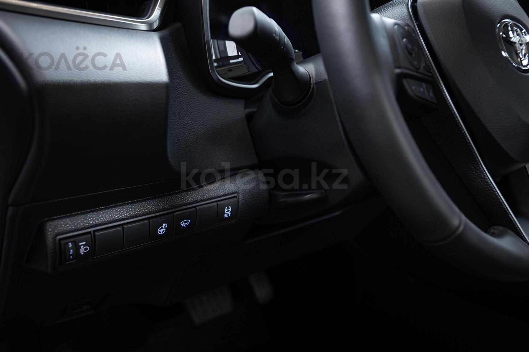 Toyota Corolla C класса 2020-2021 года от 10 540 000 тенге