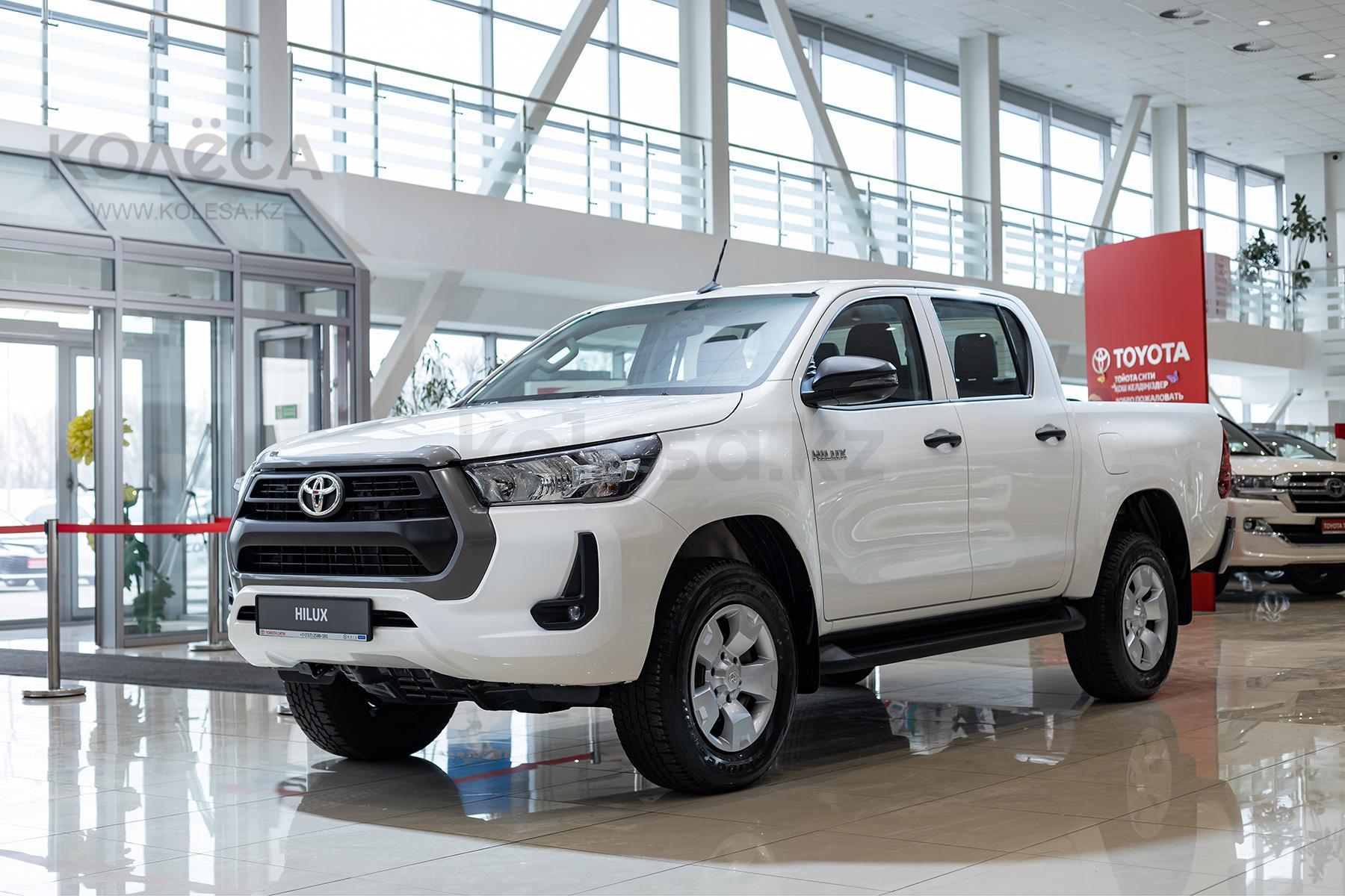 Toyota Hilux J класса 2020-2021 года от 20 340 000 тенге