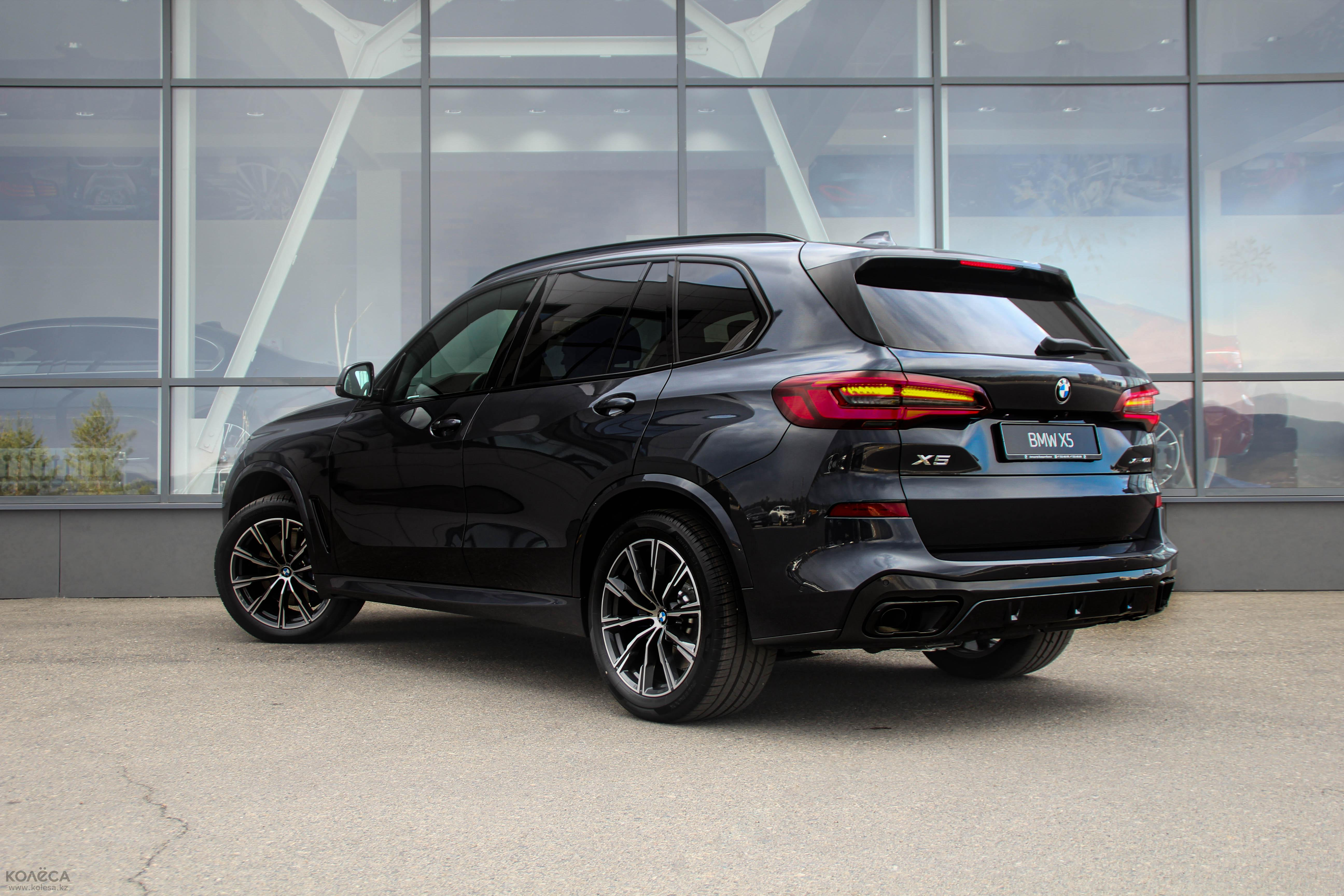 BMW X5 J класса 2020-2021 года от 44 282 000 тенге