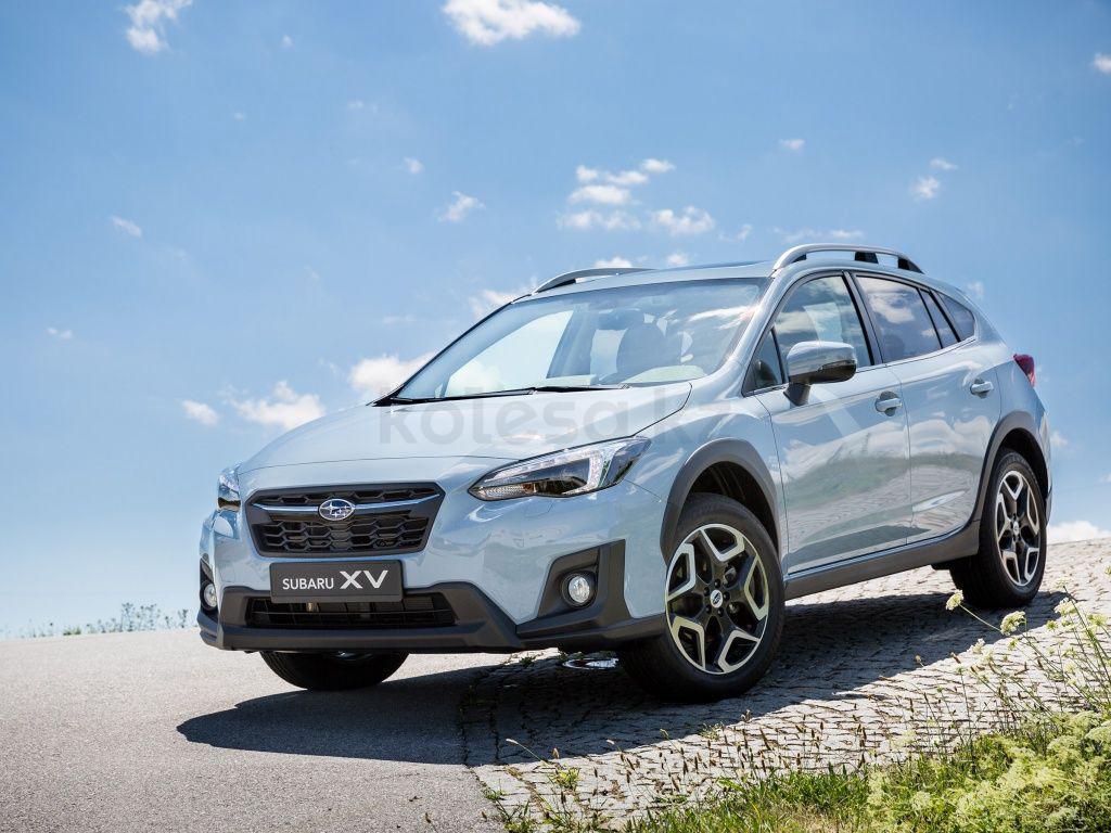Subaru XV B 2021 года от 13 990 000 тенге