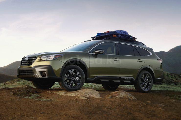 Subaru Outback J 2021 года от 19 990 000 тенге