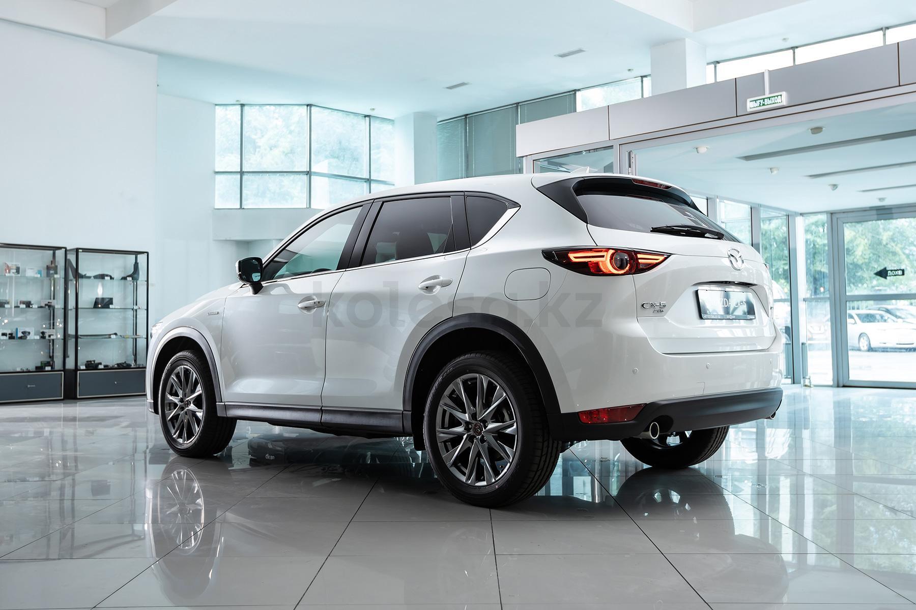 Mazda CX-5 J 2021 года от 13 890 000 тенге