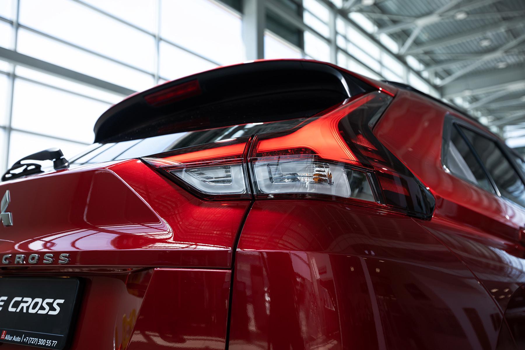 Mitsubishi Eclipse Cross J 2021 года от 15 065 000 тенге