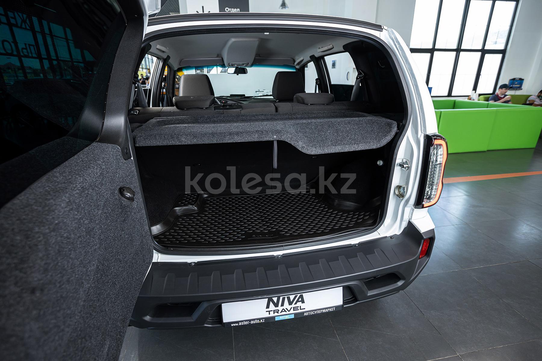 ВАЗ (Lada) Niva Travel J 2021 года от 5 752 000 тенге