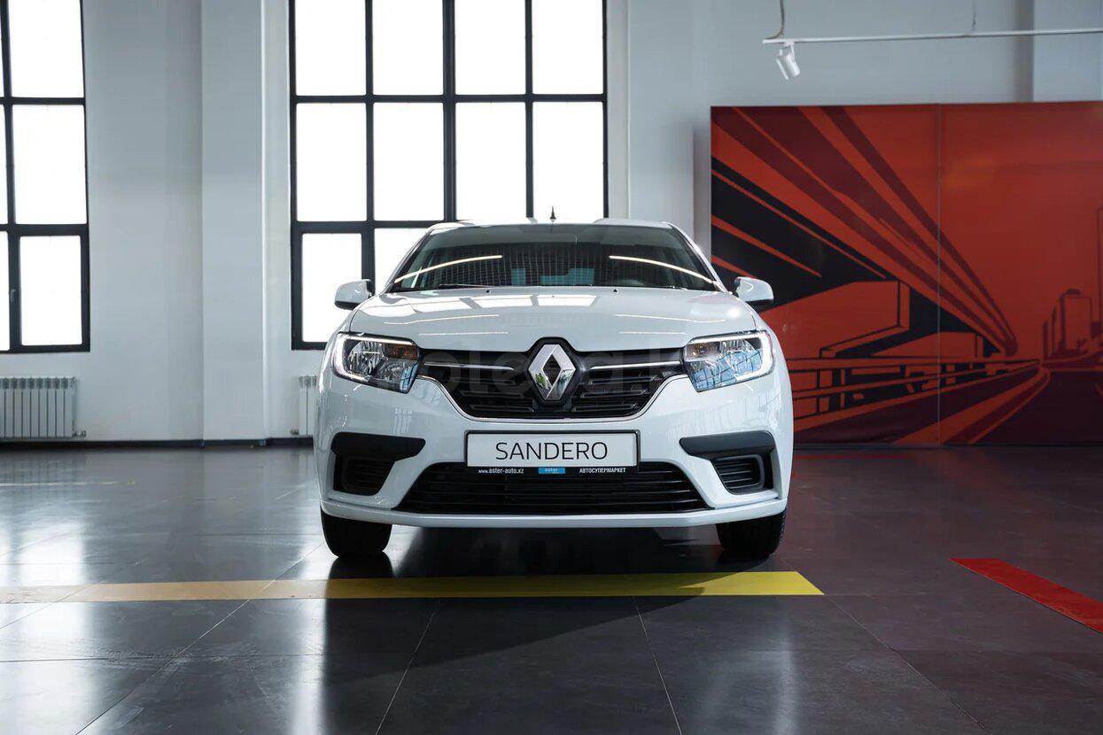 Renault Sandero B класс 2018 - н.в. года от 5 939 000 тенге