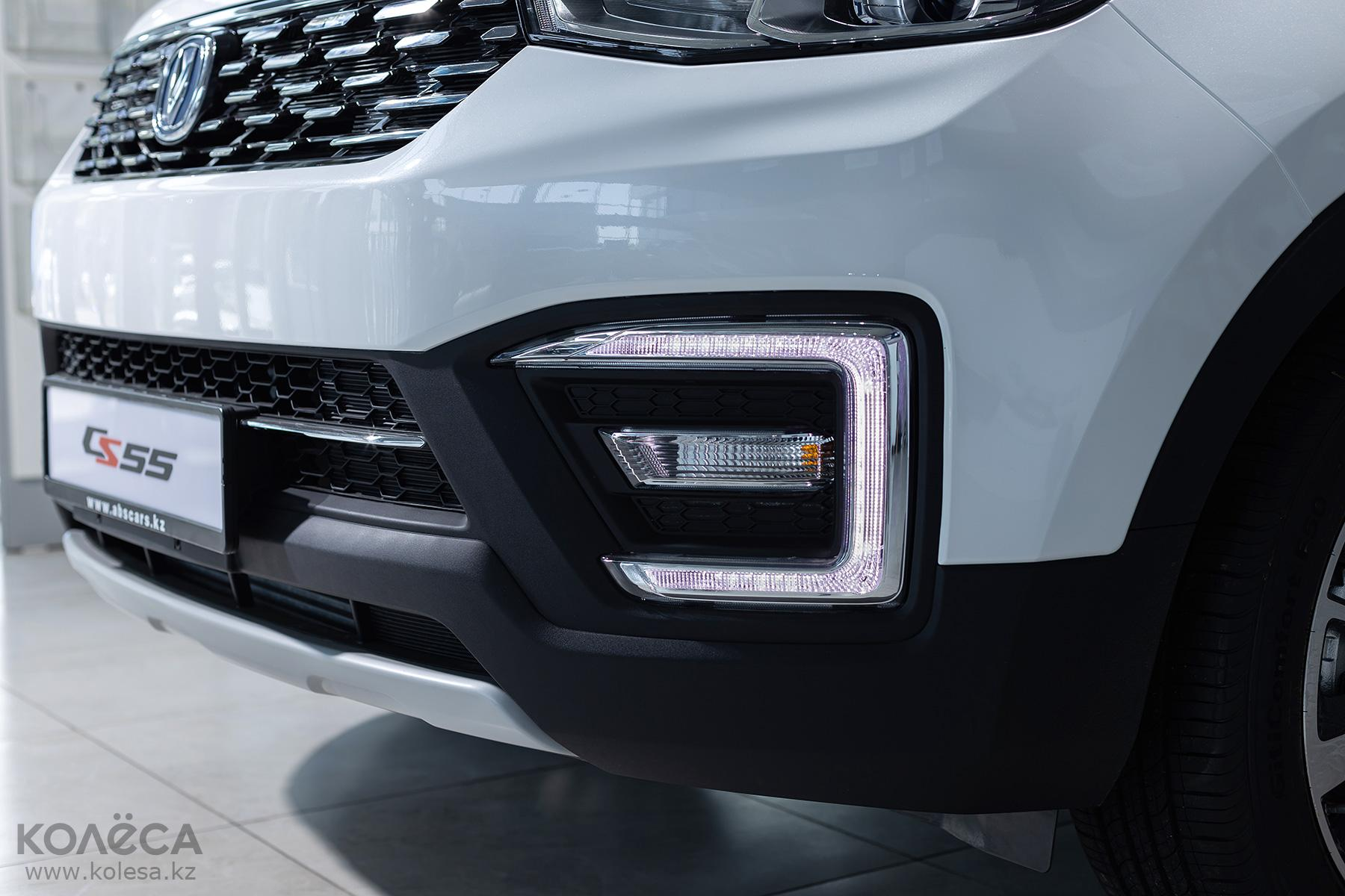Changan CS55 SUV 2017 - н.в. года от 10 165 000 тенге